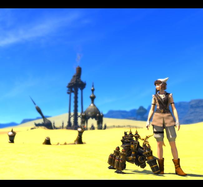 sagori-砂漠