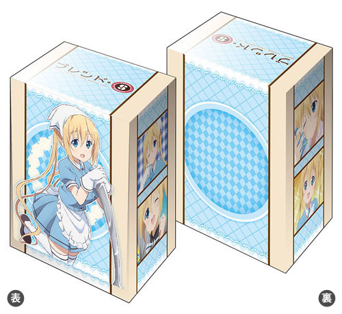 Aho Girl Yoshiko Hanabatake Card Game Character Deck Box Case Holder V.289 Anime Verzamelingen