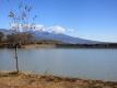 明神池の景色