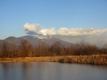 浅間山の噴煙か雲か