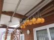 百匁柿の干し柿