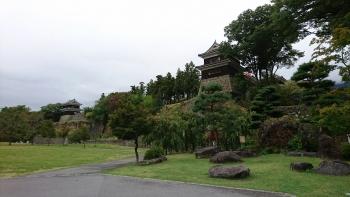 上田城址公園