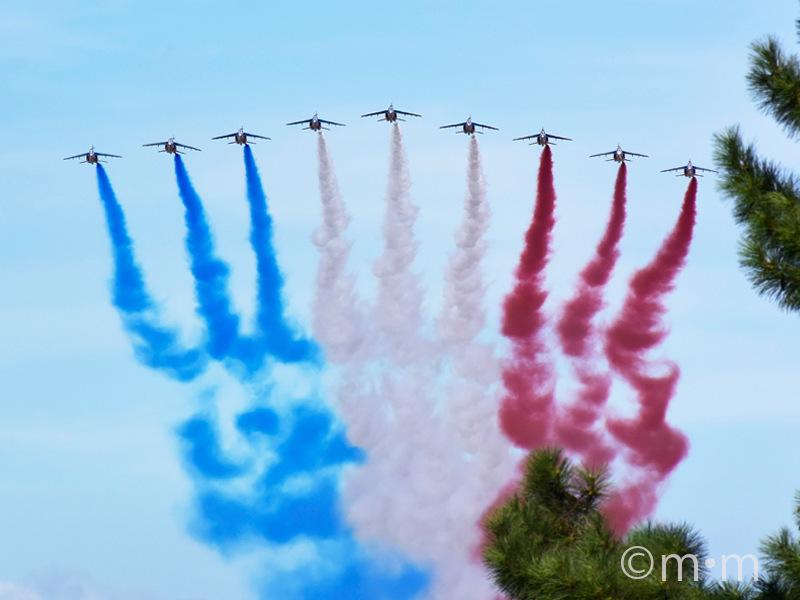 パリ・独立記念日