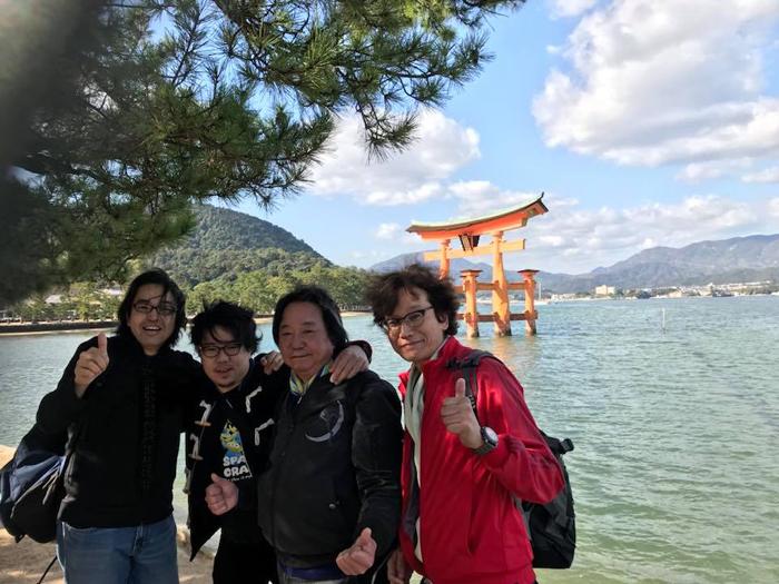 厳島神社集合