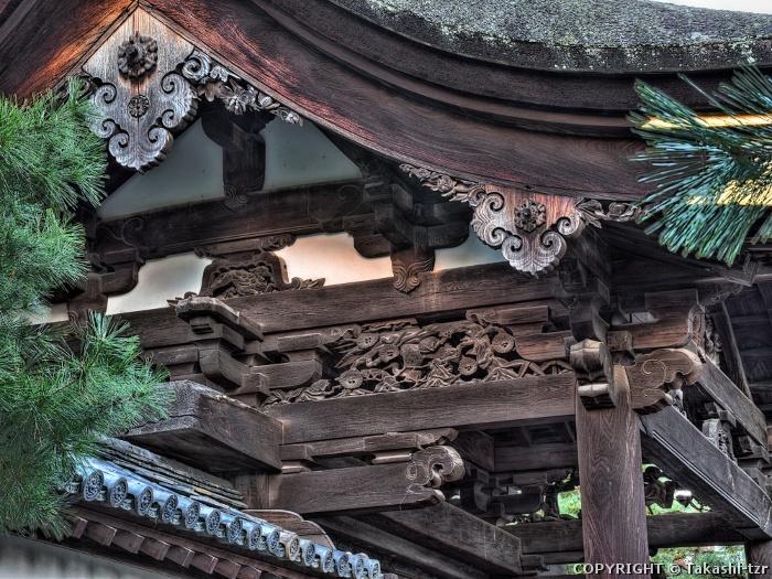 大徳寺勅使門
