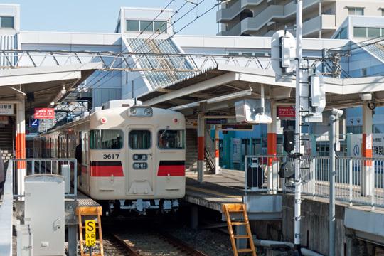 山陽網干行き@飾磨駅