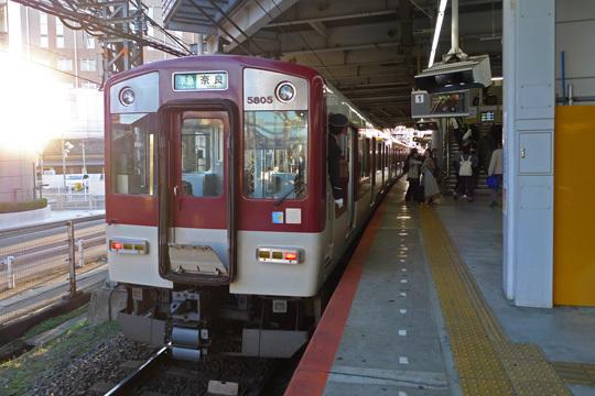 近鉄・大和西大寺駅