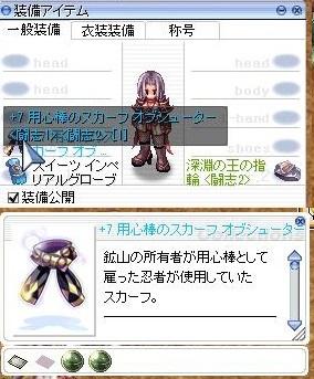 用心棒のスカーフ_闘志12