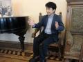 カタニスラフスキーの椅子に座ってみた!