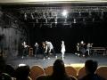 シェープキン演劇大学・韓国人クラス「フェンシング」