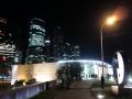 フォメンコ工房・終演後の夜景