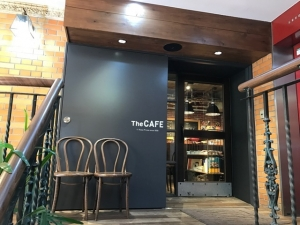201702 Thecafe 入口