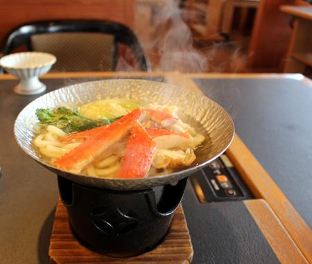 1122蟹すき鍋