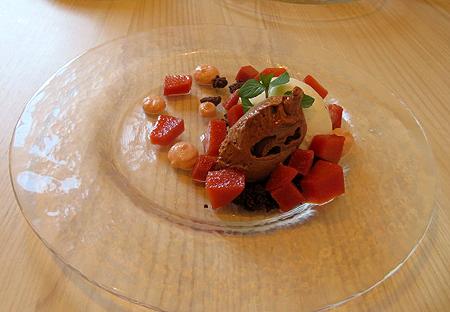 1205花梨ワイン蜂蜜 チョコ紅茶ジェラ-ト