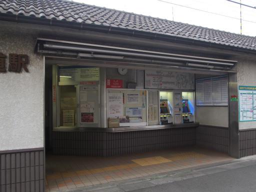 20170916・曇り空の青梅街道駅04
