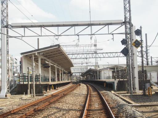 20171008・まず西所沢まで15・やっと西所沢駅