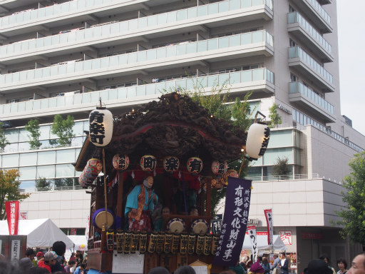 20171008・所沢まつり1-06・有楽町山車