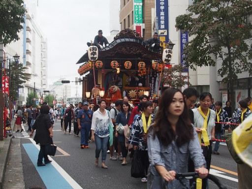 20171008・所沢まつり2-17・御幸町山車