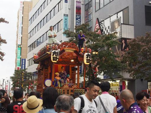 20171008・所沢まつり2-14・旭町山車