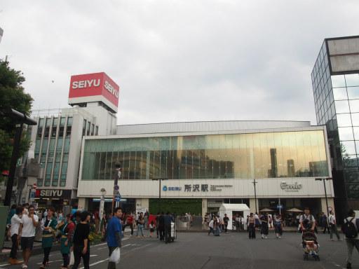 20171008・所沢まつり2-21・所沢駅では