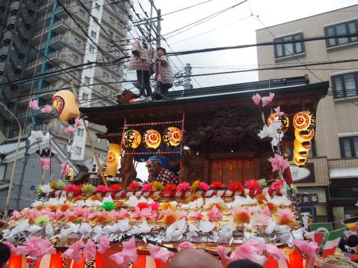 20171008・所沢まつり3-15・金山町山車