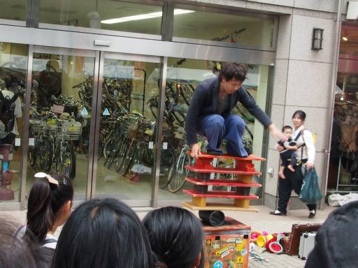 20171008・所沢まつり山車20・パフォーマンス・大