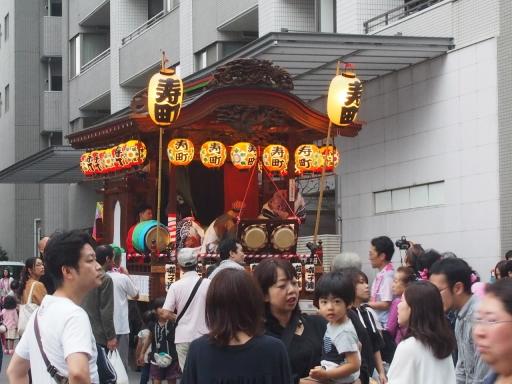 20171008・所沢まつり山車19・寿町囃子連・大