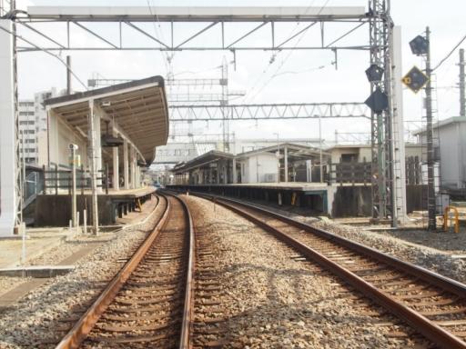 20171008・まず西所沢まで鉄6・駅