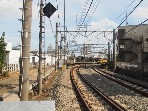 20171008・まず西所沢まで鉄4・駅