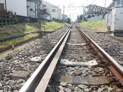 20171008・まず西所沢まで鉄3・踏切