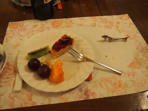 20171022・台風東北旅行ビミョー11・ケーキ食べ放題