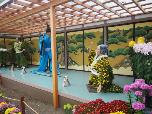 20171022・まつり二本松菊人形15・忠臣蔵