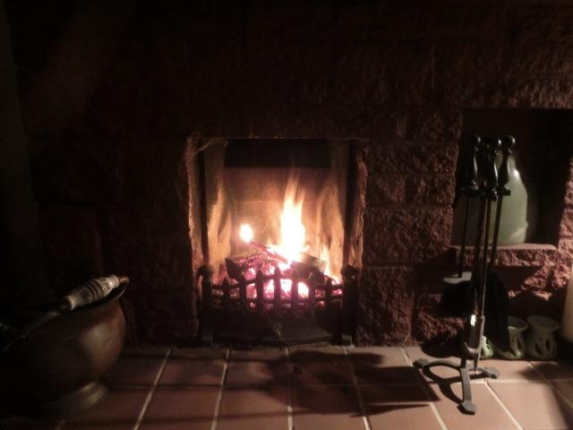 暖炉 016