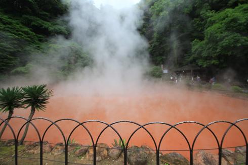 別府龍巻~血の池地獄-13