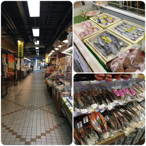 枕崎お魚市場