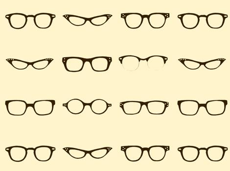 眼鏡イラスト