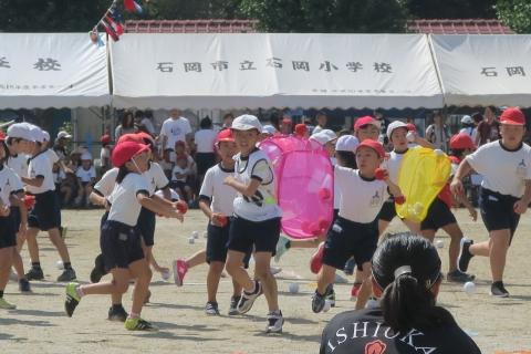 「9月24日市内小学校運動会」⑭
