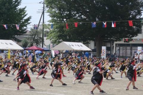 「9月24日市内小学校運動会」㉓