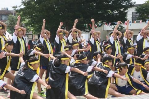 「9月24日市内小学校運動会」㉗