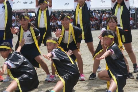 「9月24日市内小学校運動会」㉘