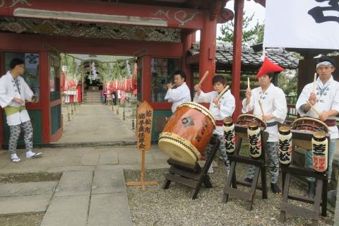 「若宮八幡宮例大祭が開催されるよ!」 (2)