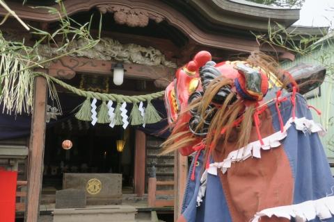 「若宮八幡宮例大祭が開催されるよ!」 (4)