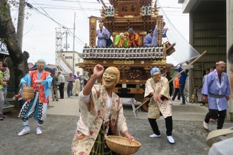 「若宮八幡宮例大祭が開催されるよ!」 (5)