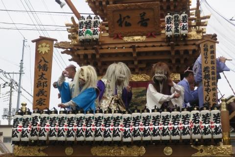 「若宮八幡宮例大祭が開催されるよ!」 (6)