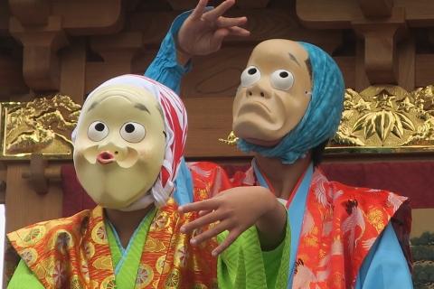 「若宮八幡宮例大祭の準備ができたよ!」 (4)