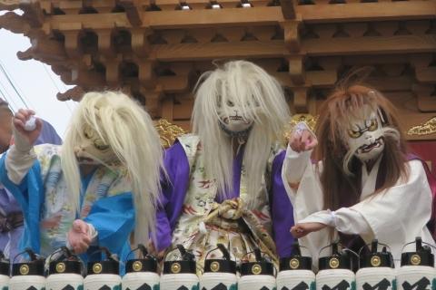 「若宮八幡宮例大祭の準備ができたよ!」 (6)