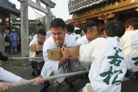 「平成29年度若宮八幡宮例大祭」 (37)
