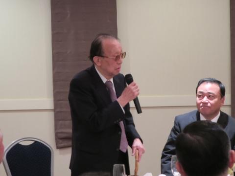 「大井川知事&衆議院議員」祝賀会②1