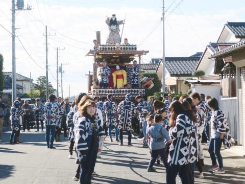 「平成29年度日天宮例大祭」④