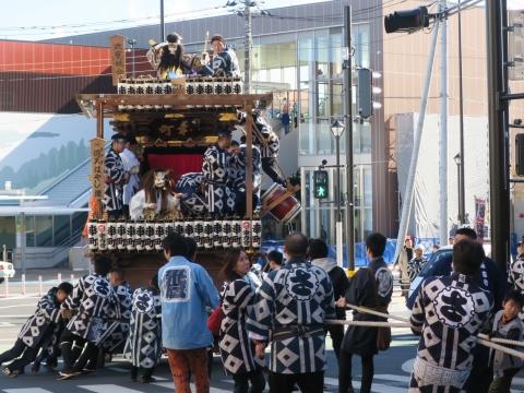 「平成29年度日天宮例大祭」⑫